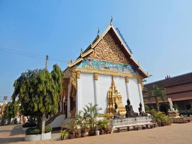 Wat Luang, Pakse in Champasak.