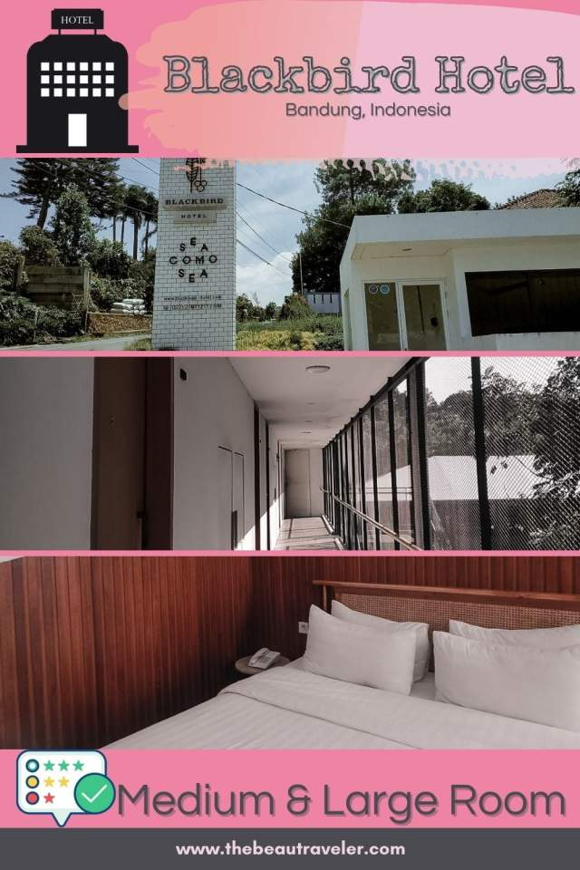 Post-Lockdown Staycation Experience: Blackbird Hotel in Bandung, Indonesia - The BeauTraveler