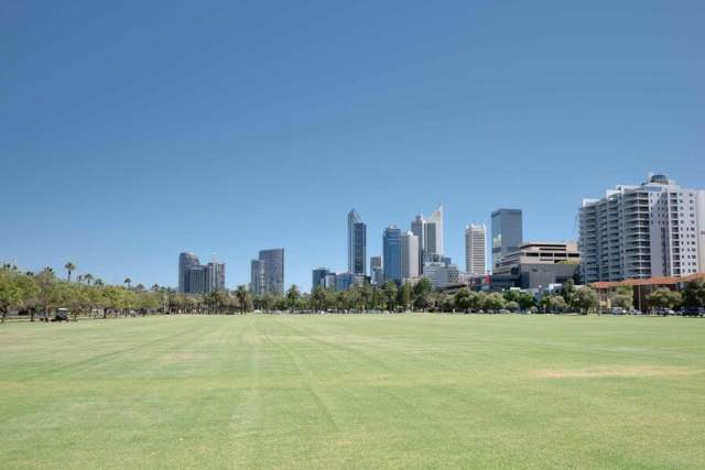 Perth Park.
