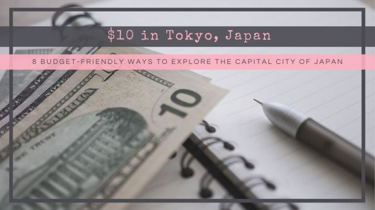 what you could get in tokyo for $10