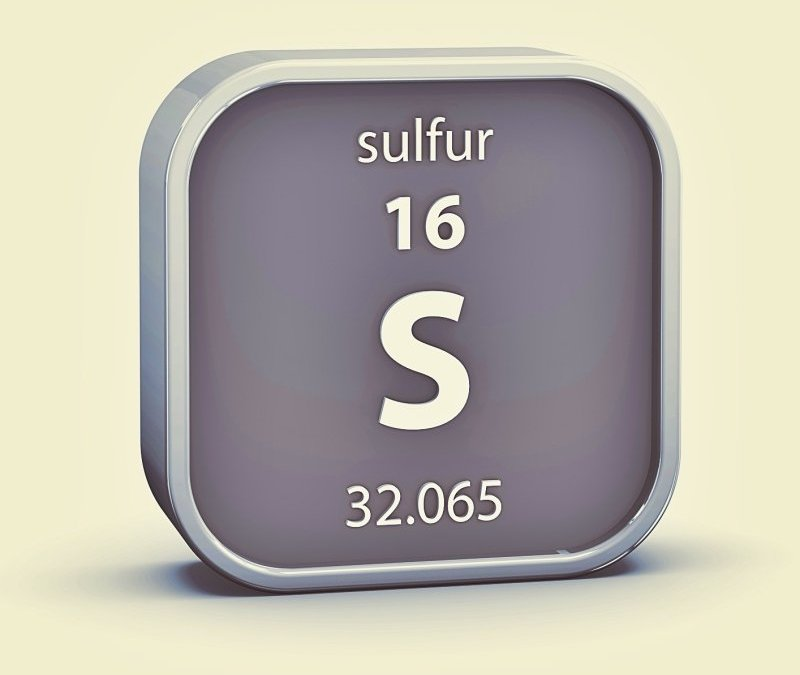 Super sulfur The Beauty Arcana