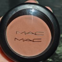 Review: MAC Gingerly Blush + Swatches!