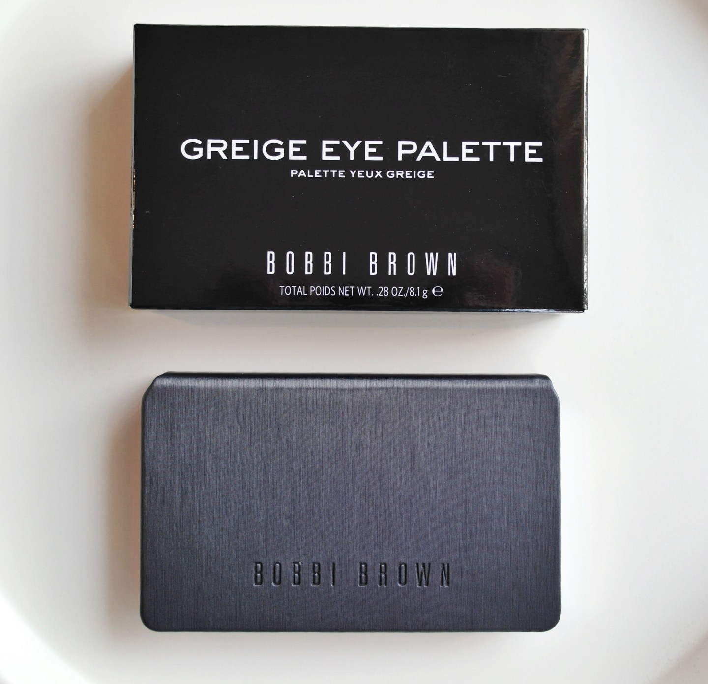 Bobbi Brown Greige Eye Palette