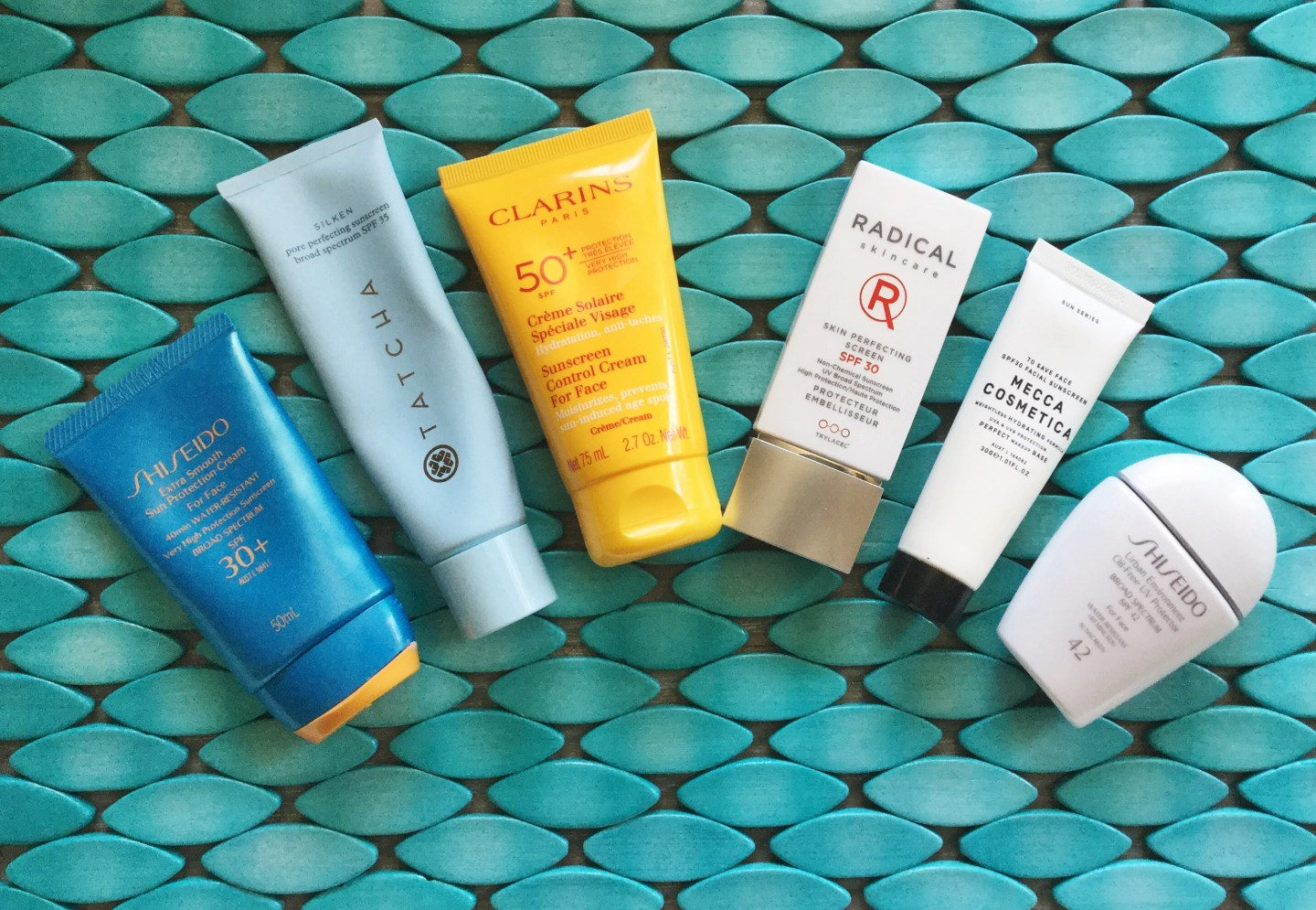 Facial SPF's - My Top Picks