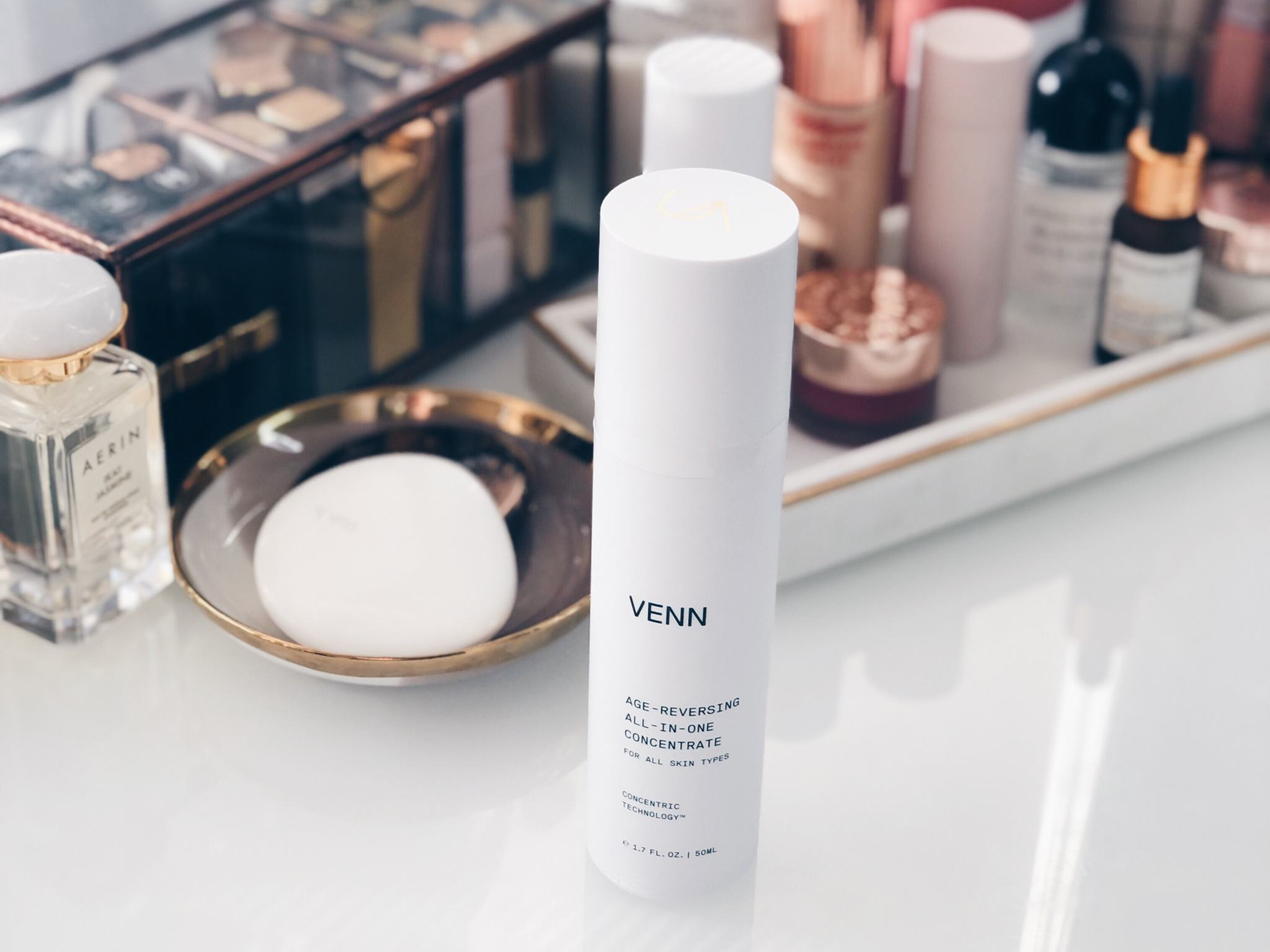 Venn Skincare Age Reversing All in One Concentrate – Review