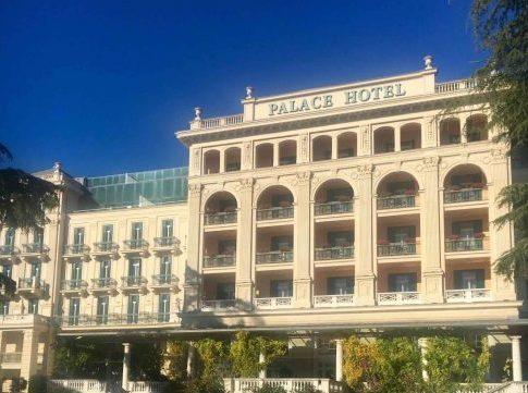 Palace Hotel Portroz. Falling in Love with Slovenia. www.awelltravelledbeauty.com