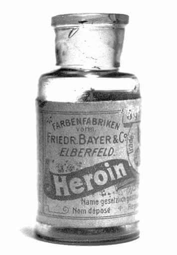 Why our grandparents were so happy… (think opium tablets for asthma and cocaine drops for toothaches)!