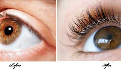 Beauty recipe: Grow lashes, grow!