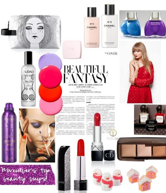november beauty buys