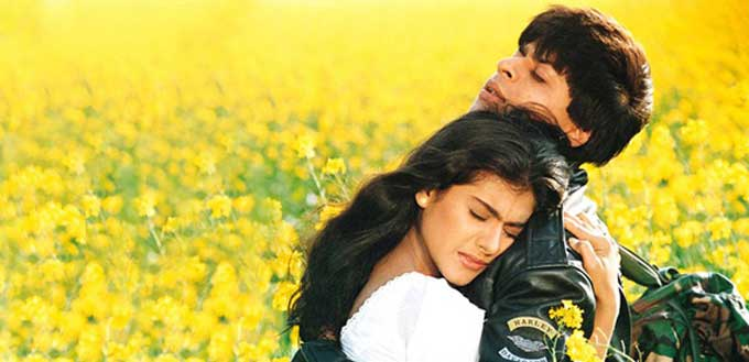 Dilwaale Dulhaniya Le Jaayenge: One of the many cult movies set against a backdrop of Indian mustard fields