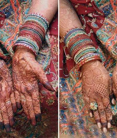 Beauty recipes from my Indian wedding (that work EVERYWHERE in the world!)