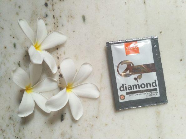 VLCC Diamond Facial Kit Review