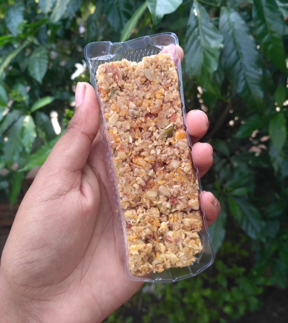 EAT Anytime - Energy Bars Butterscotch Review