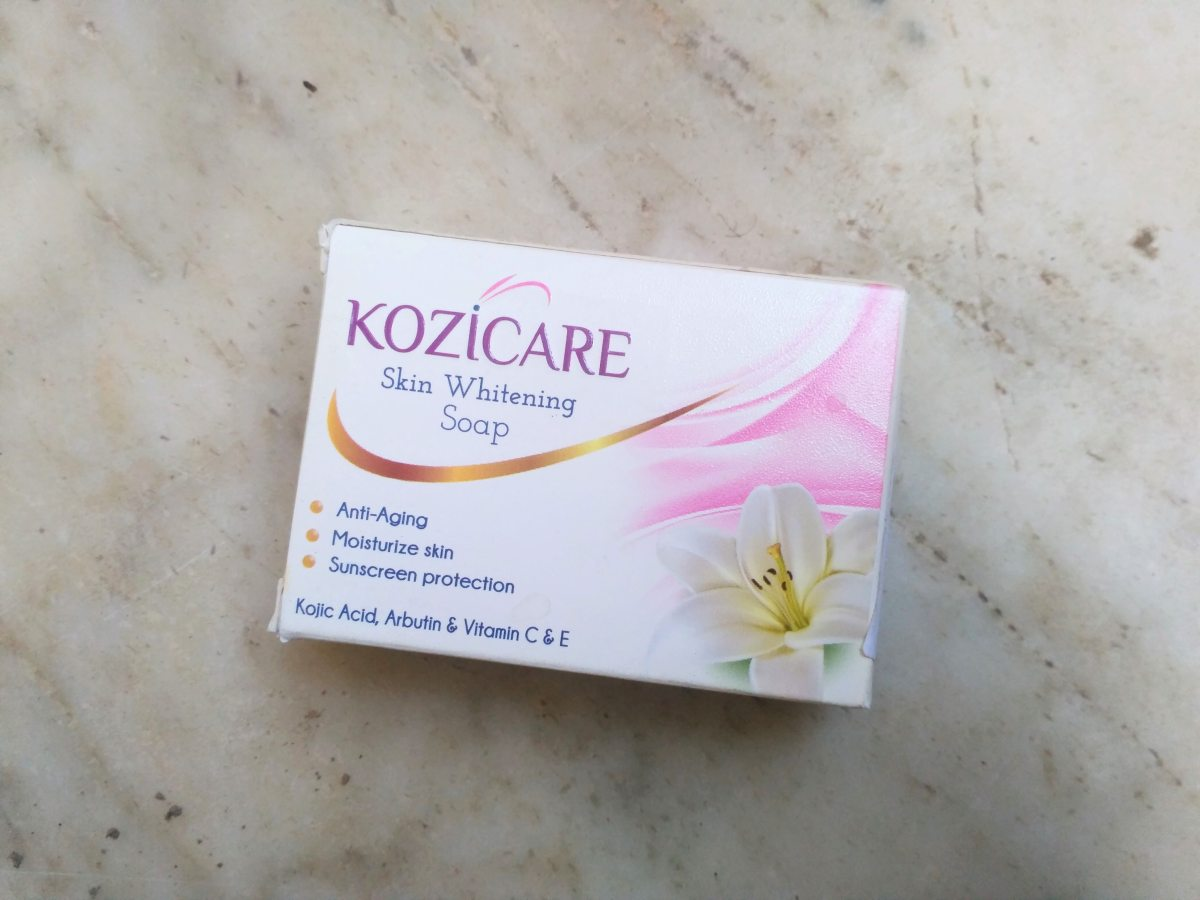 Kozicare Skin Whitening Soap | Does it Lighten Skin?