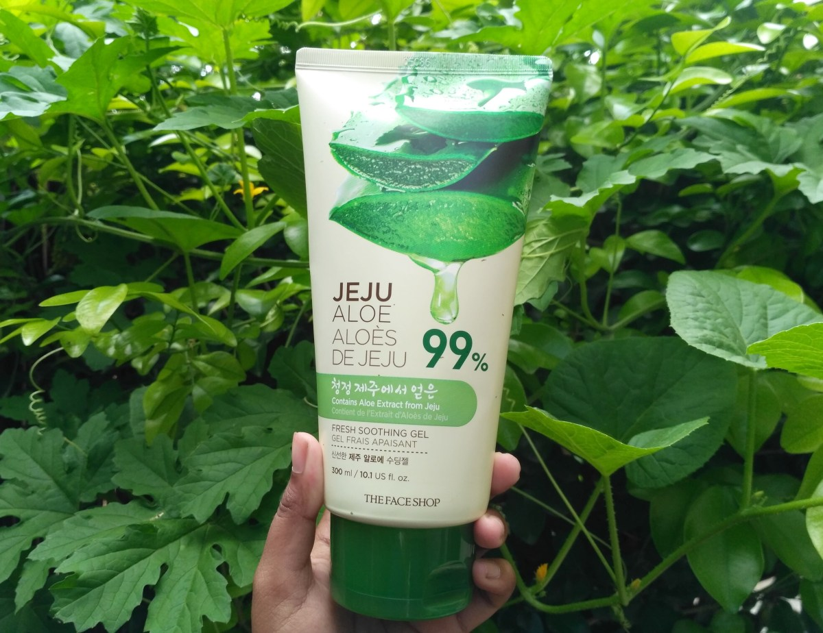 The Face Shop Jeju Aloe Fresh Soothing Gel | Review