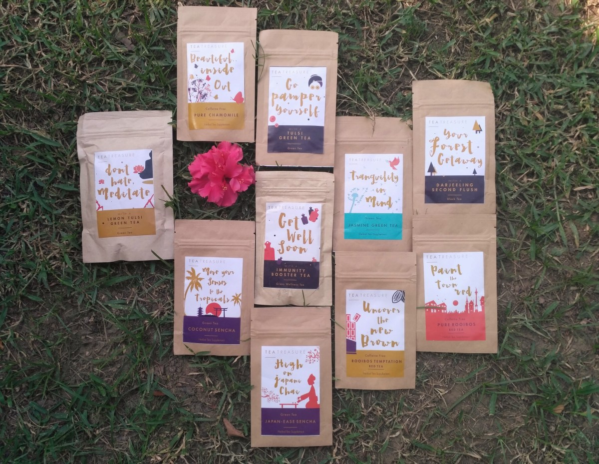Fill Your Cup with Goodness from Tea Treasure | Review