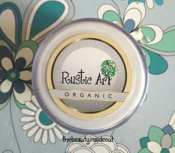 Rustic Art AloeVera Gel