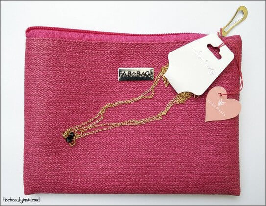 April Fab bag - Fiesta Accessory