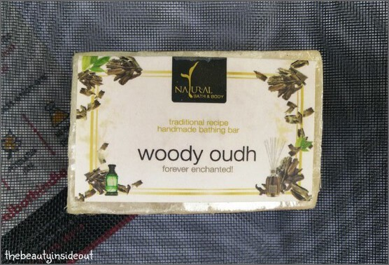 O MY BAG Woody Oudh Bating Bar