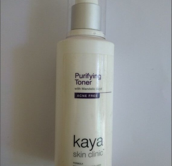 Kaya Purifying Toner WIth Mandelic Acid