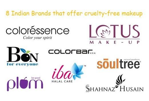 makeup brands logo. cruelty-free makeup brands in india logo
