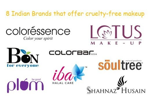 8 Indian Brands that offer cruelty-free Makeup !
