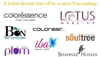 8 Indian Brands That Offer Cruelty Free Makeup