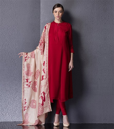 Choose Solid Coloured Salwar Suit