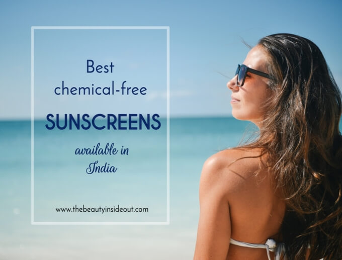 Best Chemical Free Sunscreen In India