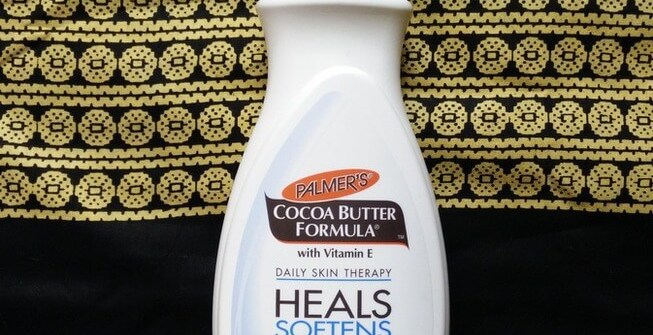 The Best Body Lotion For Dry Skin - Palmer's Cocoa Butter Formula with Vitamin E Lotion