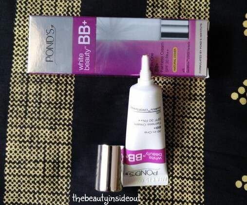 ponds-bb-cream-review