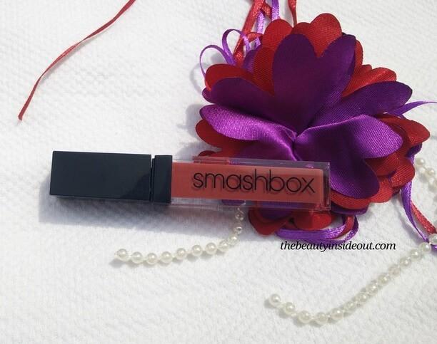 Smashbox Be Legendary Lip Gloss Disco Rose