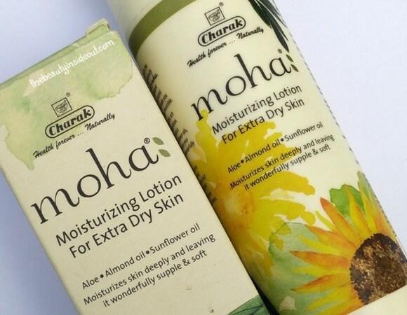 Moha Moisturizing Lotion for Extra Dry Skin