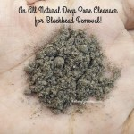 All Natural Deep Pore CLeanser for Blackhead Removal