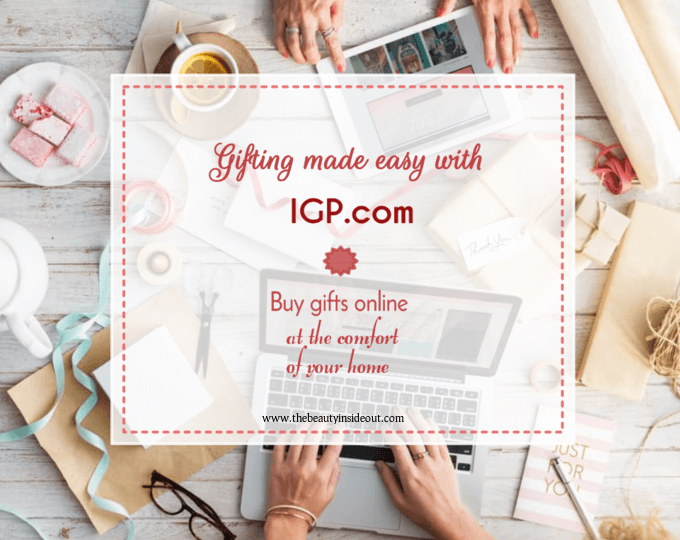 Buy Gifts Online with IGP.com