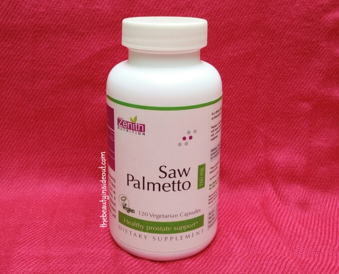 Zenith Nutrition Saw Palmetto