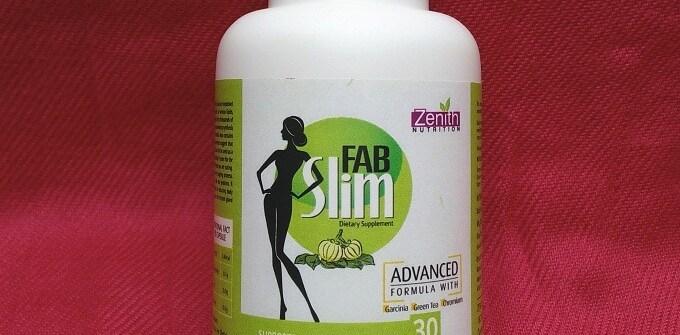 Zenith Nutrition FabSlim