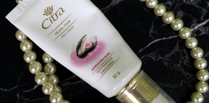 Citra Pearl Fair Face Cream
