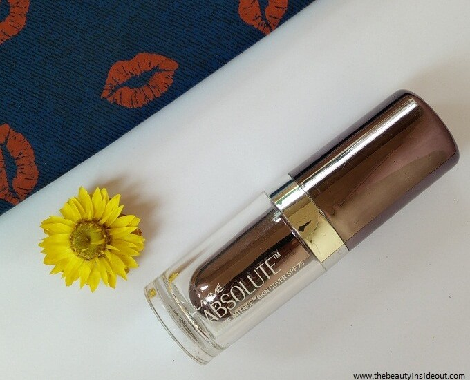 Lakme Absolute White Intense Skin Cover SPF 25 Foundation