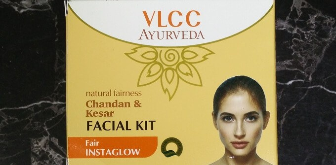 VLCC Ayurveda Facial Kit Review