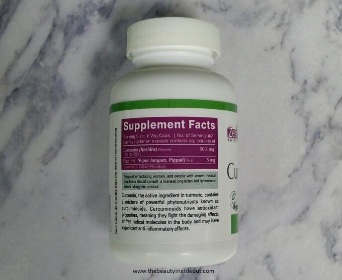 Zenith Nutrition Curcumin Plus