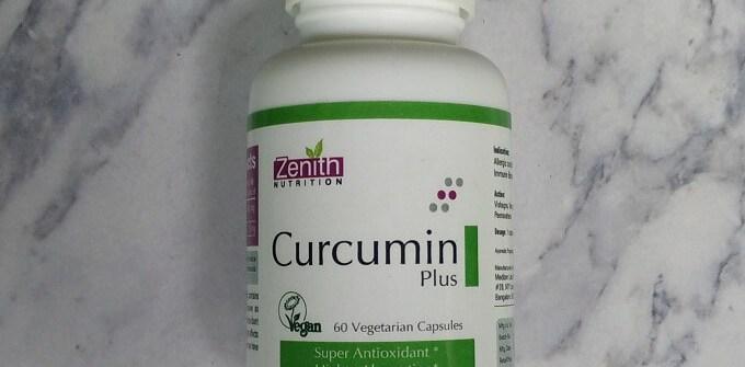 Zenith Nutrition Curcumin Plus Review