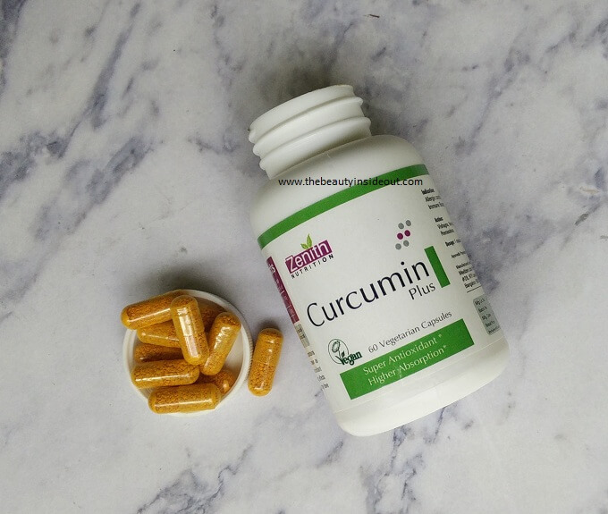 Zenith Nutrition Curcumin