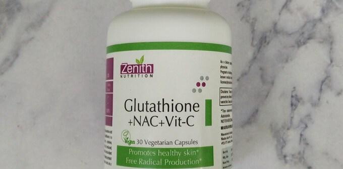 Zenith Nutrition Glutathione