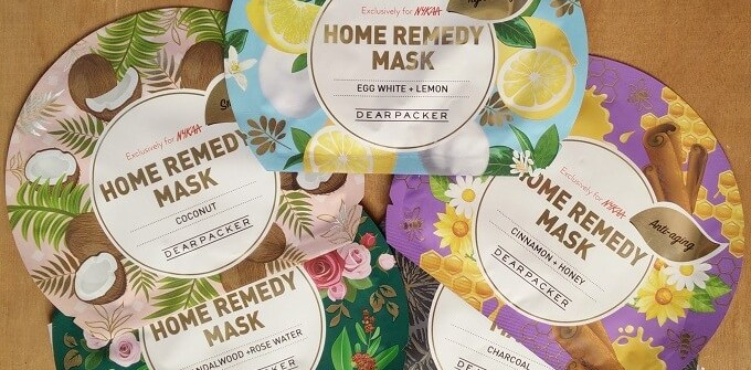 Dear Packer Sheet Masks Review