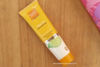 VLCC Clear Tan Fruit Face Pack