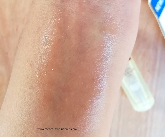 Palmer's Skin Therapy Oil Swatches