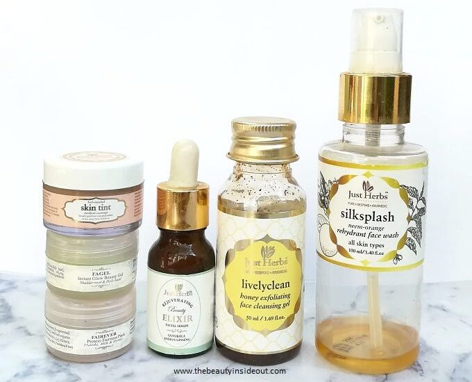 Just Herbs Products