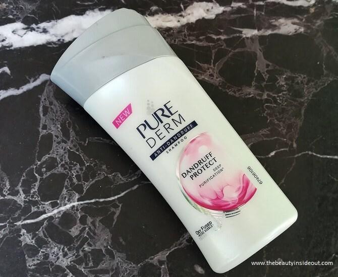 Pure Derm Anti Dandruff Shampoo