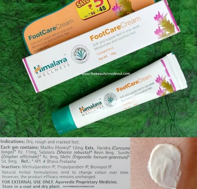 Himalaya Foot Cream